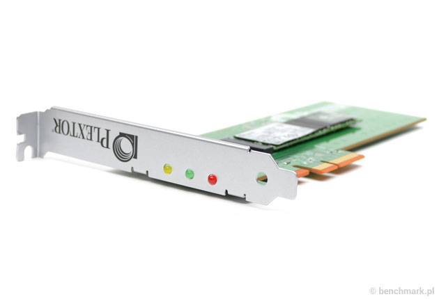 Plextor M6e 256 GB – gdy dyski pod SATA okazują się niewystarczające | zdjęcie 1