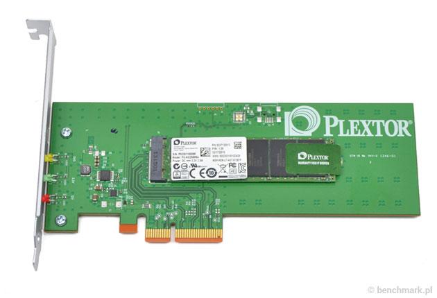 Plextor M6e 256 GB – gdy dyski pod SATA okazują się niewystarczające | zdjęcie 2