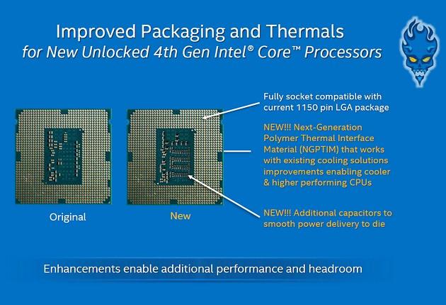 Intel Core i7 4790K - diabelnie mocny procesor | zdjęcie 3