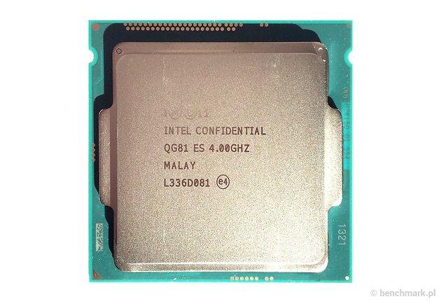 Intel Core i7 4790K - diabelnie mocny procesor | zdjęcie 4