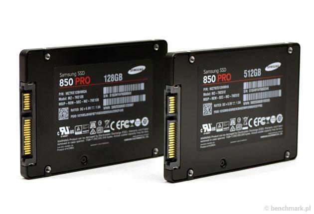 Samsung SSD 850 PRO – dyski SSD z 10-letnią gwarancją! | zdjęcie 1