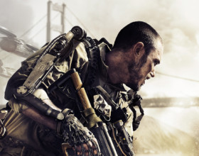Obszerne materiały z trybu multiplayer Call of Duty: Advanced Warfare