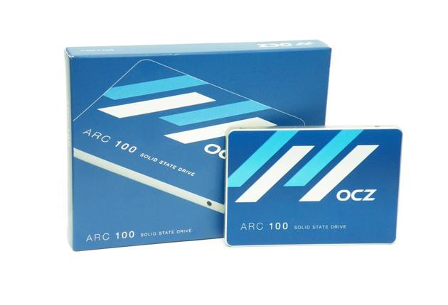 OCZ ARC 100 240 GB – powrót do tańszej ligi | zdjęcie 1