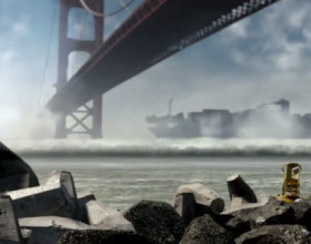 Golden Gate areną starć na nowym materiale z Call of Duty: Advanced Warfare