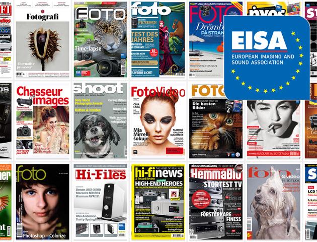 Nagrody EISA 2014-2015 w kategorii Fotografia - galeria nagrodzonych | zdjęcie 1