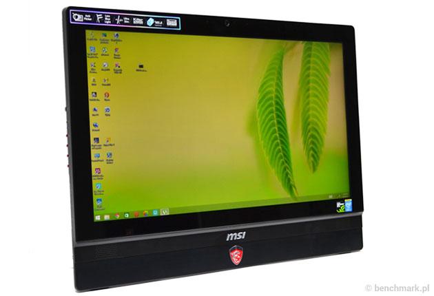 MSI AG220 - gamingowy komputer AIO | zdjęcie 2