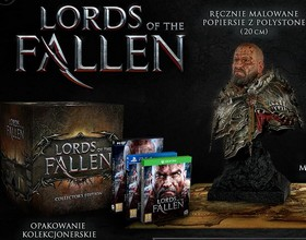 Bogata kolekcjonerka Lords of the Fallen