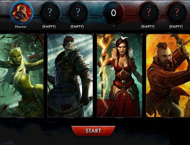 The Witcher: Battle Arena - mobilna MOBA od CD Projekt RED | zdjęcie 6