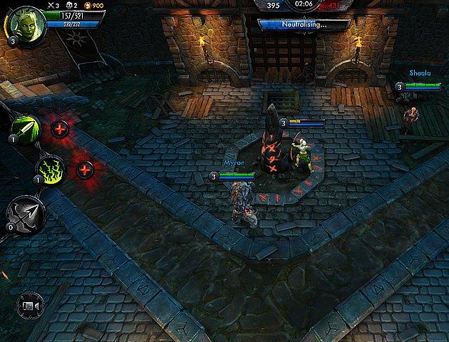 The Witcher: Battle Arena - mobilna MOBA od CD Projekt RED | zdjęcie 12