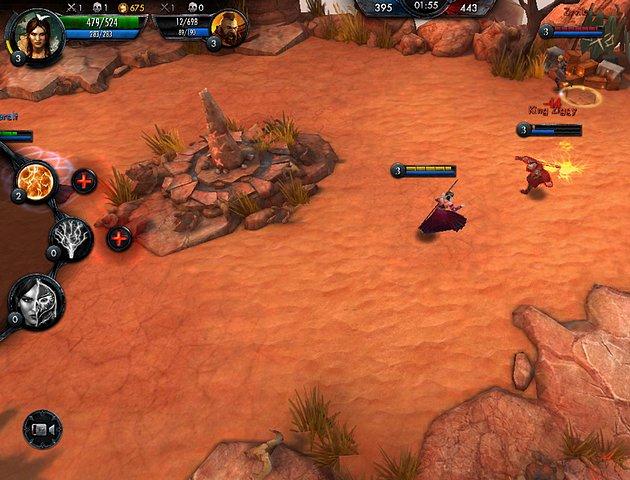 The Witcher: Battle Arena - mobilna MOBA od CD Projekt RED | zdjęcie 9