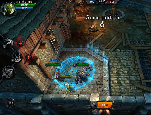 The Witcher: Battle Arena - mobilna MOBA od CD Projekt RED | zdjęcie 8