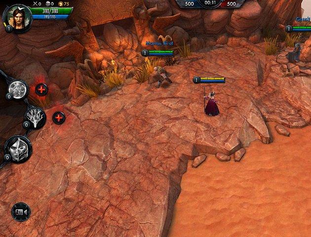 The Witcher: Battle Arena - mobilna MOBA od CD Projekt RED | zdjęcie 7