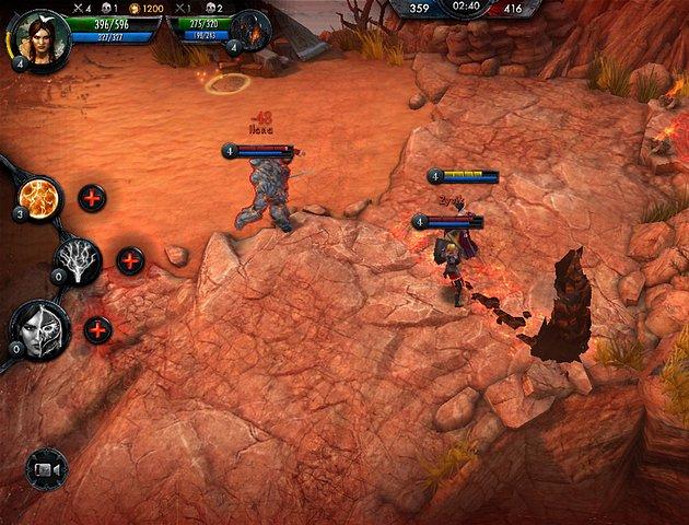 The Witcher: Battle Arena - mobilna MOBA od CD Projekt RED | zdjęcie 11