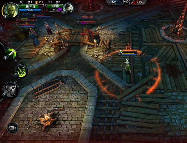 The Witcher: Battle Arena - mobilna MOBA od CD Projekt RED | zdjęcie 10