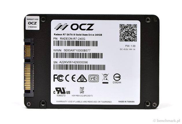 Radeon R7 SSD 240 GB – debiut AMD na rynku dysków SSD | zdjęcie 4