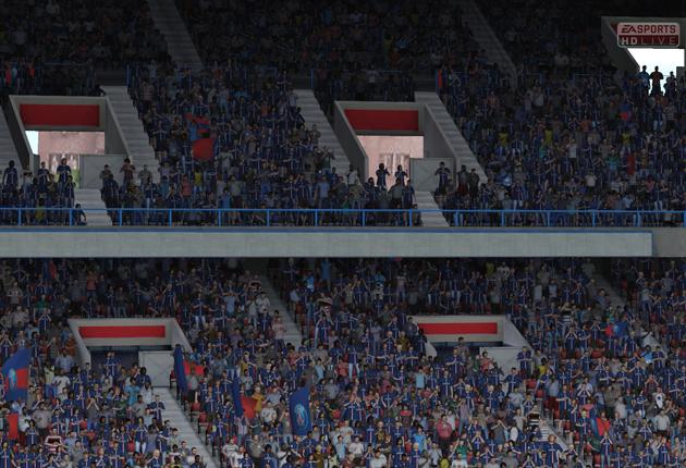 Silnik IGNITE w akcji - pierwsze spojrzenie na grę FIFA 15 (PC) | zdjęcie 3