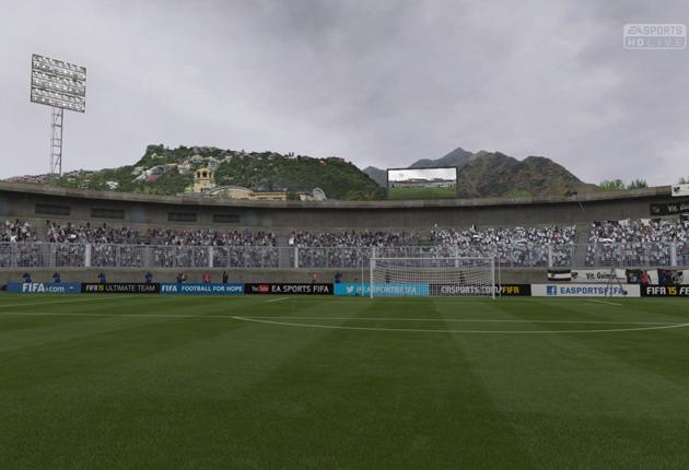 Silnik IGNITE w akcji - pierwsze spojrzenie na grę FIFA 15 (PC) | zdjęcie 5
