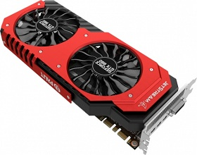 Palit prezentuje GeForce GTX 980 JetStream i Super JetStream
