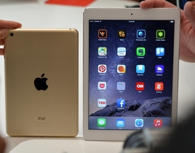 Apple pokazało iPad Air 2, iMac Retina 5K i iOS 8.1