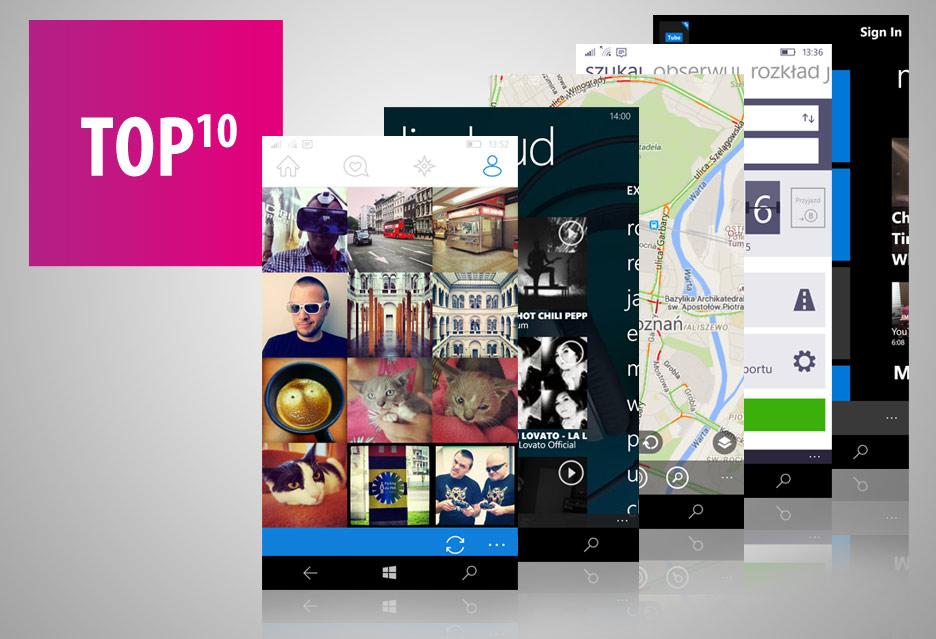 Najlepsze darmowe programy na Windows Phone. TOP 10 listopad 2015 | zdjęcie 1