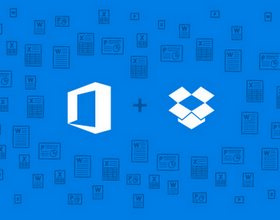 Microsoft integruje Office z usługą Dropbox