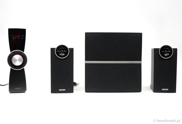 Edifier C2X – dobre i niedrogie głośniki 2.1   zdjęcie 1