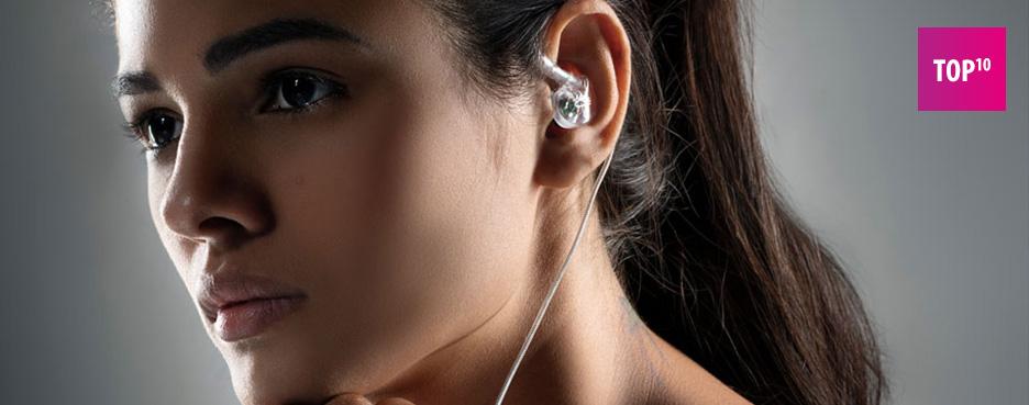 Najlepsze słuchawki dokanałowe i douszne | zdjęcie 1