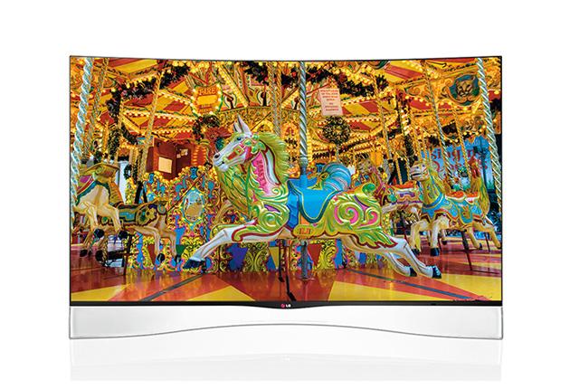 Test telewizora LG 55EA970V | zdjęcie 1