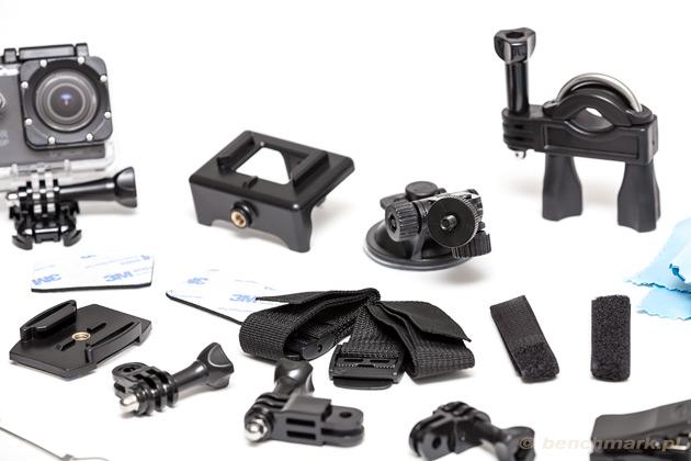 Kamera sportowa Tracer Xtreme SJ-4000 - budżetowe pro | zdjęcie 5