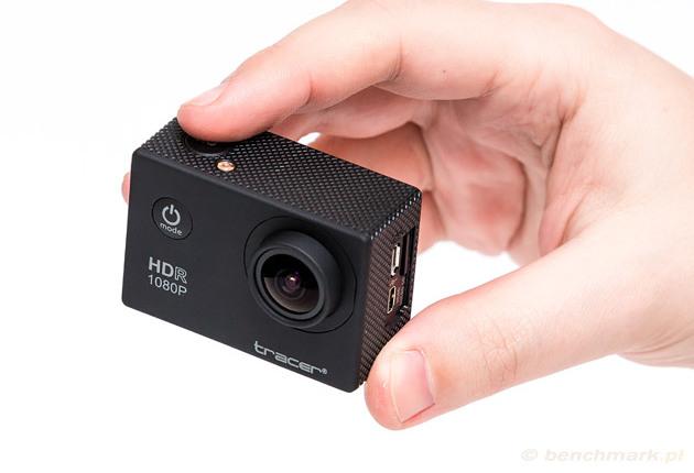 Kamera sportowa Tracer Xtreme SJ-4000 - budżetowe pro | zdjęcie 2