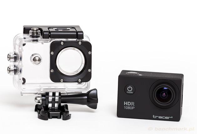 Kamera sportowa Tracer Xtreme SJ-4000 - budżetowe pro | zdjęcie 4