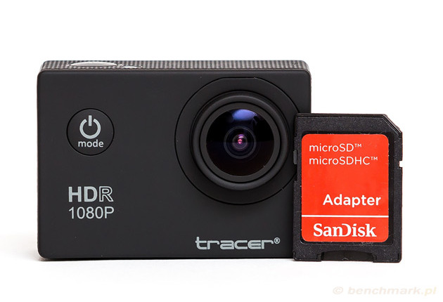 Kamera sportowa Tracer Xtreme SJ-4000 - budżetowe pro | zdjęcie 1