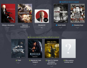 Tomb Raider, Thief, Hitman Absolution i inne hity w najnowszym Humble Bundle