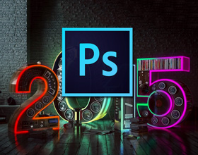 Adobe Photoshop ma już 25 lat