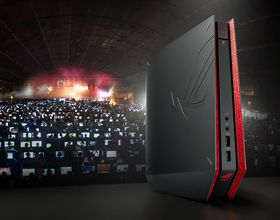 ASUS ROG GR8S: efektowny komputer Steam Machine