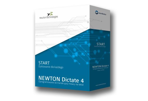 NEWTON Dictate 4 - dyktowanie dla każdego | zdjęcie 1