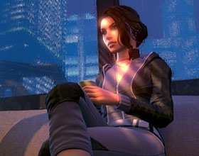 Dreamfall Chapters. Book Two: Rebels - symulator biegania w odcinkach