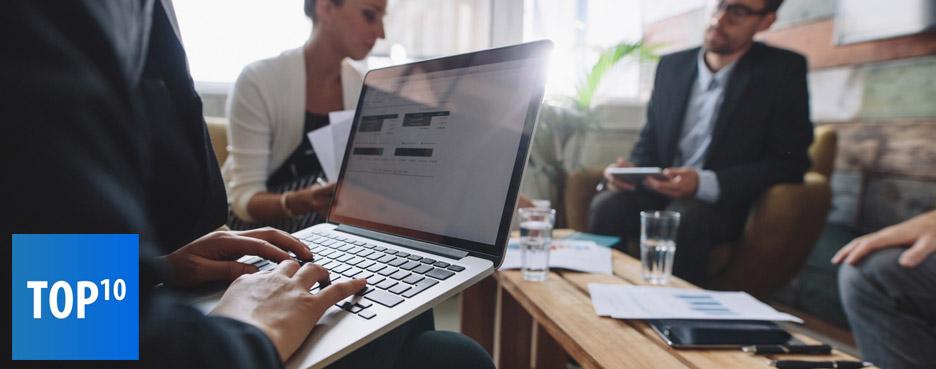 Jaki laptop biznesowy? W TOP 10 polecamy ciekawe modele | zdjęcie 1