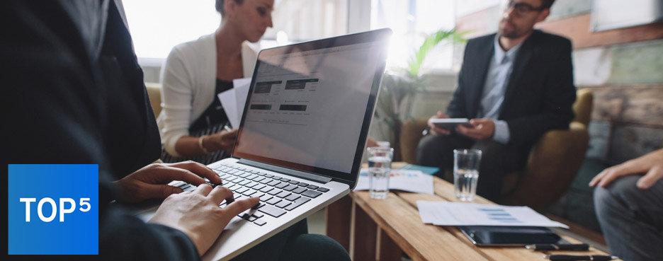TOP 5 laptop biznesowy | zdjęcie 1