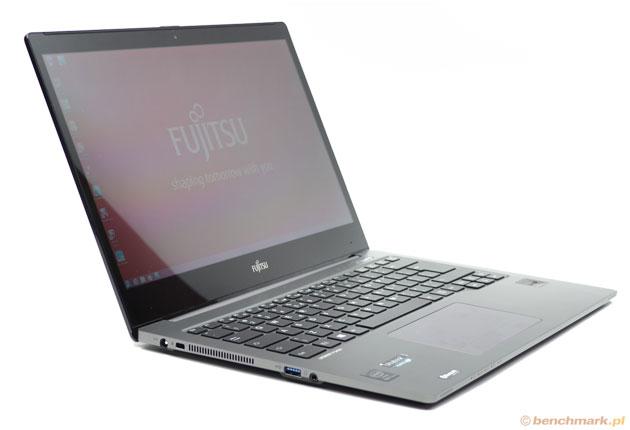 Fujitsu LifeBook U904 - elegancki i funkcjonalny ultrabook | zdjęcie 2