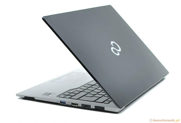 Fujitsu LifeBook U904 - elegancki i funkcjonalny ultrabook | zdjęcie 3
