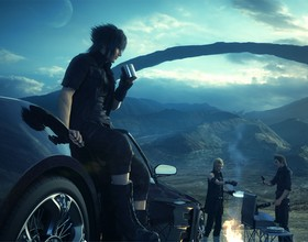 5 minut z Luminous - sercem Final Fantasy XV