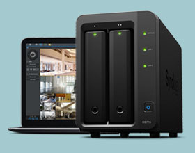 Synology DiskStation DS715 - Czujne oko NAS