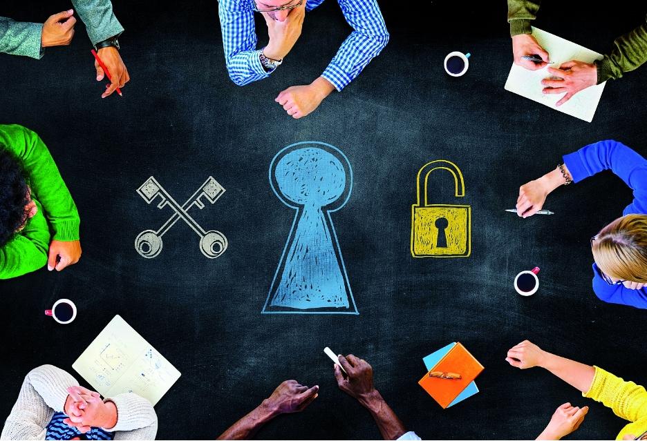 Firmowa twierdza szyfrów, czyli szyfrowanie danych w firmie aby zabezpieczyć poufne informacje. | zdjęcie 1