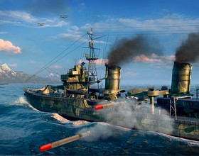 World of Warships wreszcie z datą premiery