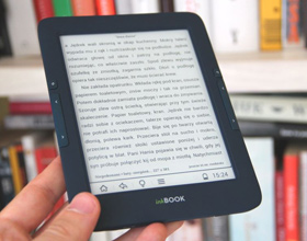 inkBook Onyx - alternatywa dla Kindle