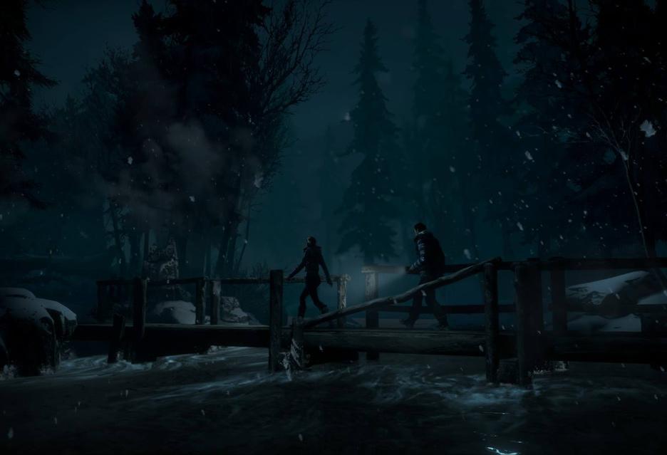 Until Dawn (PS4) – perfekcyjnie niepokojący, wirtualny efekt motyla | zdjęcie 2