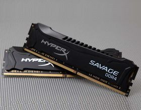 Kingston HyperX Savage DDR4: pamięci pod nowe platformy Intela