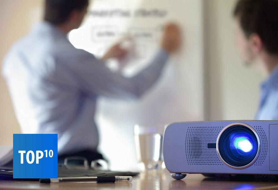 Jaki projektor do firmy? TOP 10 polecane modele | zdjęcie 1