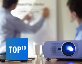 Jaki projektor do firmy? TOP 10 polecane modele